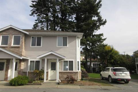 Townhouse for sale at 46735 Yale Rd Unit 10 Chilliwack British Columbia - MLS: R2413106