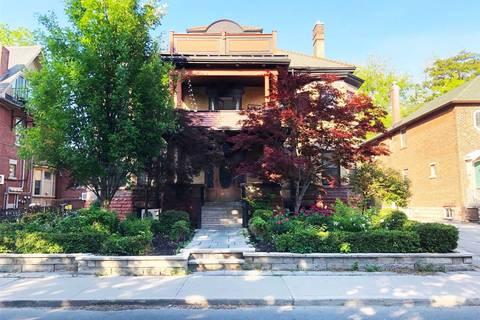 Townhouse for rent at 469 Palmerston Blvd Unit 10 Toronto Ontario - MLS: C4682866