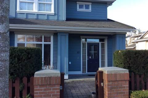 Townhouse for sale at 4887 Central Ave Unit 10 Delta British Columbia - MLS: R2437674