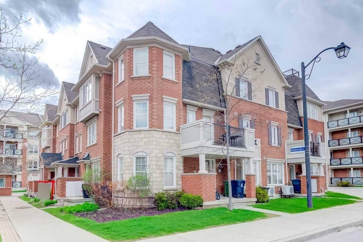Buliding: 50 Mendelssohn Street, Toronto, ON