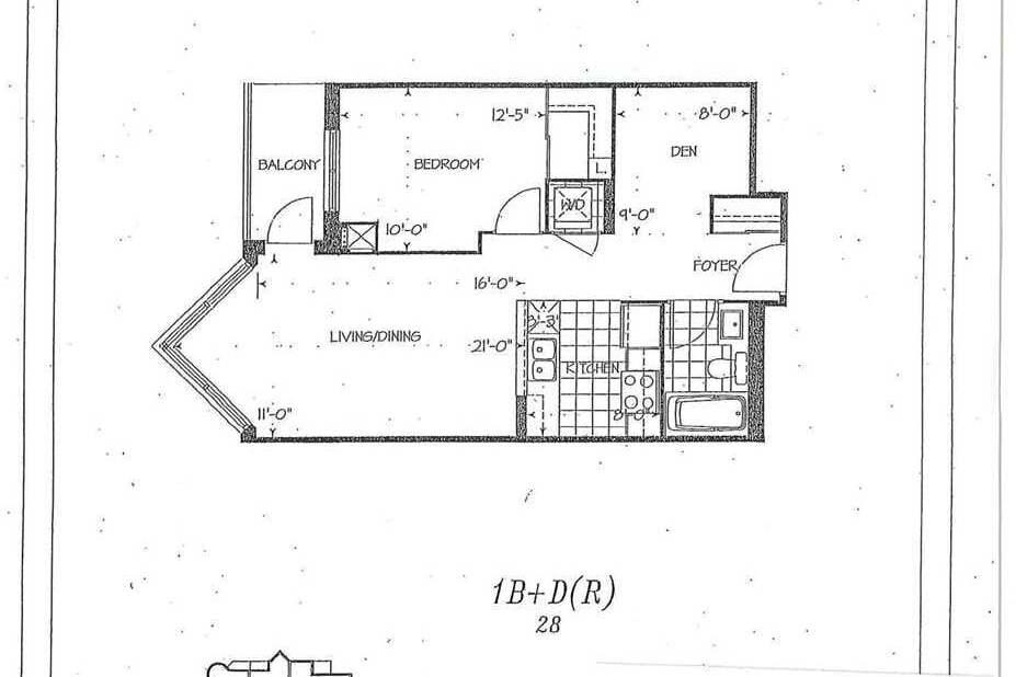 Apartment for rent at 500 Doris Ave Unit 1828 Toronto Ontario - MLS: C4774855