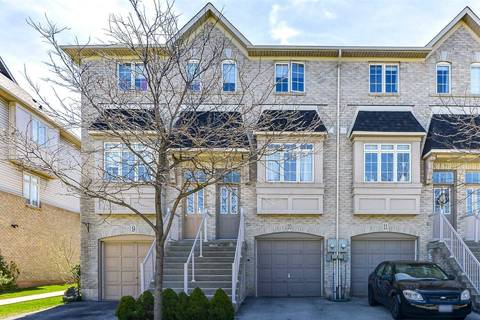 Townhouse for sale at 5080 Fairview St Unit 10 Burlington Ontario - MLS: W4449059