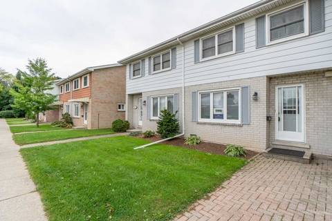 Condo for sale at 511 Weber St Waterloo Ontario - MLS: X4469543