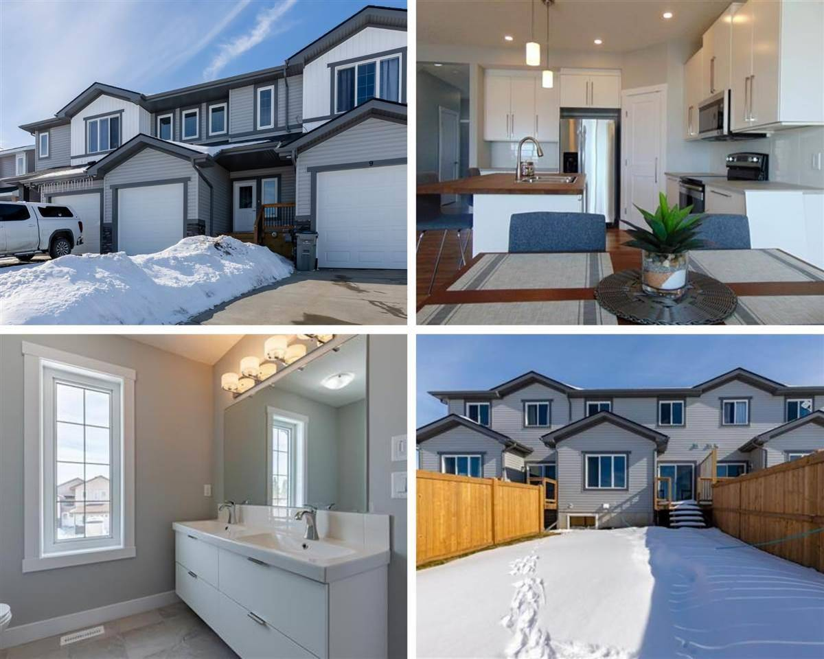 Townhouse for sale at 5309 49 Ave Nw Unit 10 Calmar Alberta - MLS: E4191110