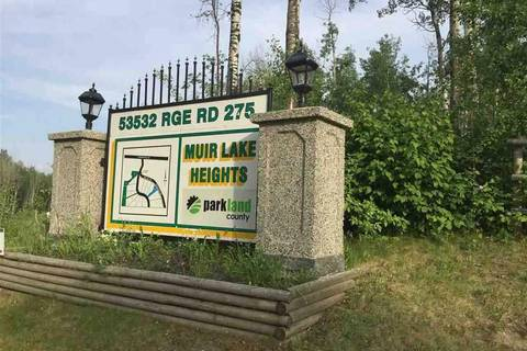 Home for sale at 53532 Rr275  Unit 10 Rural Parkland County Alberta - MLS: E4151970
