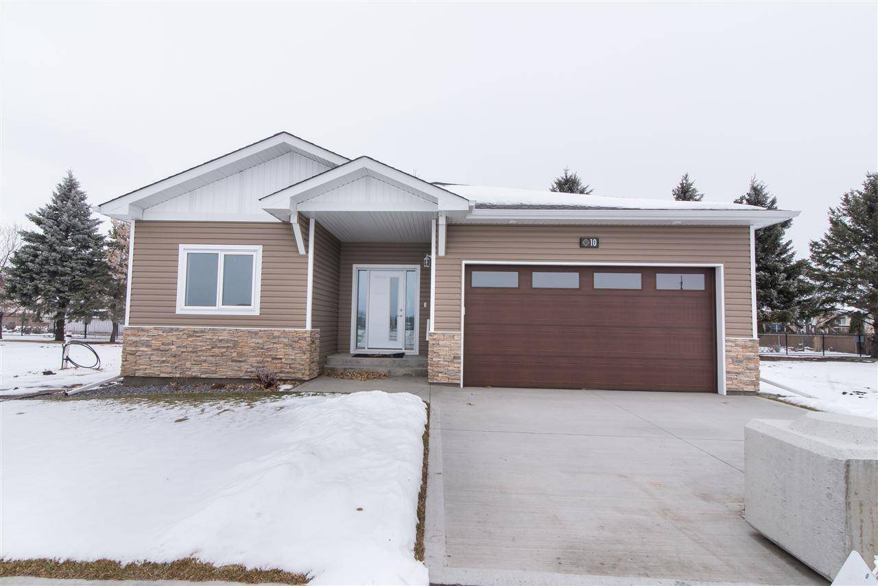 House for sale at 6519 46 St S Unit 10 Wetaskiwin Alberta - MLS: E4177857