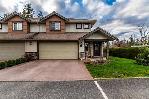 Townhouse for sale at 6887 Sheffield Wy Unit 10 Chilliwack British Columbia - MLS: R2442398