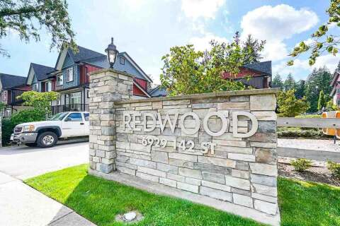 Townhouse for sale at 6929 142 St Unit 10 Surrey British Columbia - MLS: R2493048