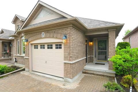 Condo for sale at 7 Renaissance Pt New Tecumseth Ontario - MLS: N4478132