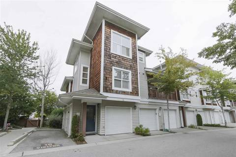 Townhouse for sale at 7088 Lynnwood Dr Unit 10 Richmond British Columbia - MLS: R2393585