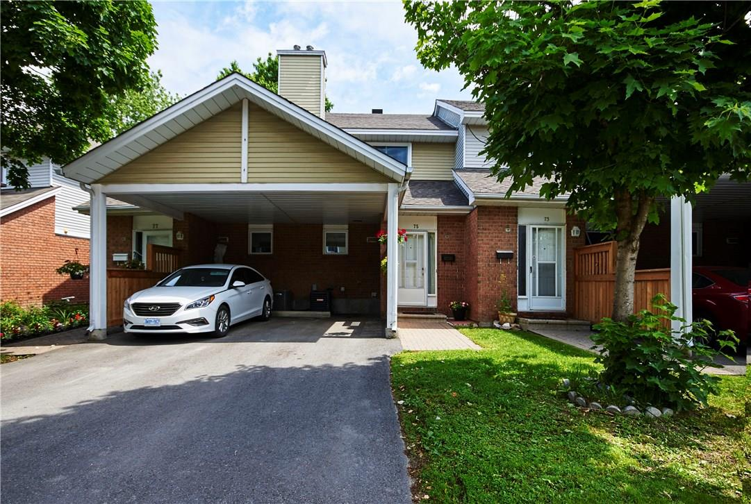Removed: 10 - 75 Bannerhill Private, Ottawa, ON - Removed on 2019-07-08 06:24:03