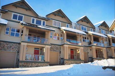 Townhouse for sale at 7640 Porcupine Rd Unit 10 Big White British Columbia - MLS: 10171361