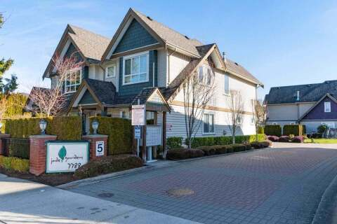 Townhouse for sale at 7788 Ash St Unit 10 Richmond British Columbia - MLS: R2496739