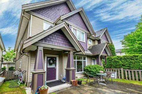 Townhouse for sale at 7788 Ash St Unit 10 Richmond British Columbia - MLS: R2370496