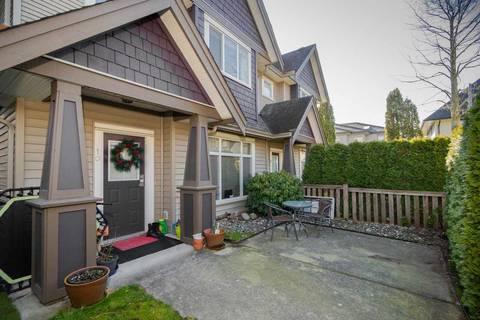 Townhouse for sale at 7788 Ash St Unit 10 Richmond British Columbia - MLS: R2437461
