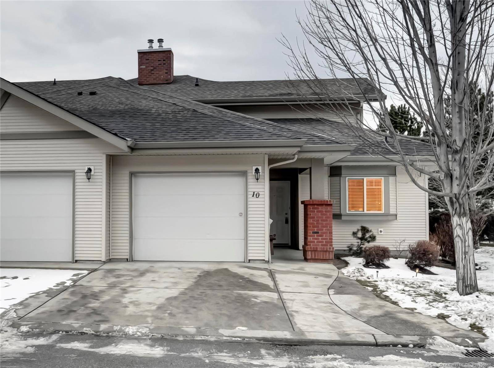 Townhouse for sale at 788 Rutland Rd North Unit 10 Kelowna British Columbia - MLS: 10196500