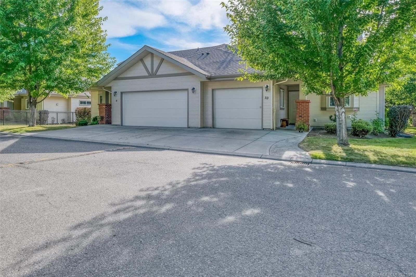 Townhouse for sale at 788 Rutland Rd North Unit 10 Kelowna British Columbia - MLS: 10212541