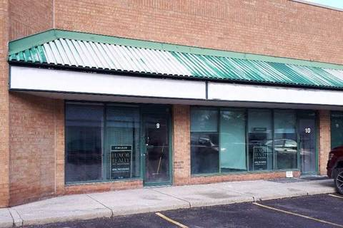 Commercial property for lease at 8 Automatic Rd Apartment #10 Brampton Ontario - MLS: W4673198