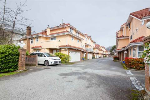 Townhouse for sale at 8651 General Currie Rd Unit 10 Richmond British Columbia - MLS: R2356549