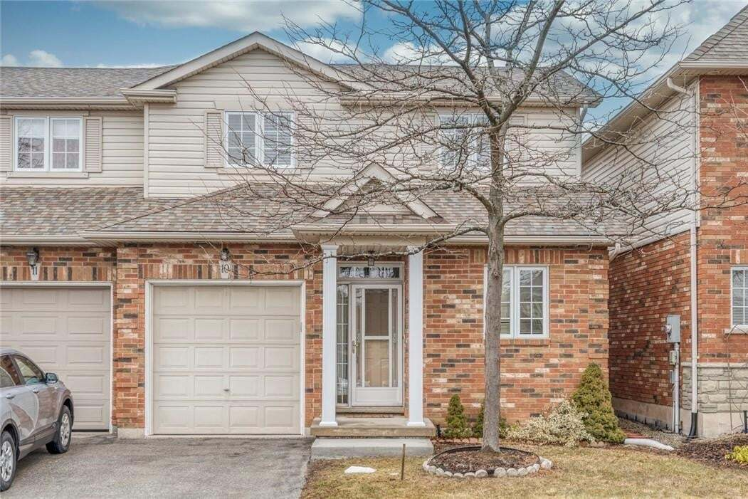 Townhouse for sale at 876 Golf Links Rd Unit 10 Ancaster Ontario - MLS: H4078991