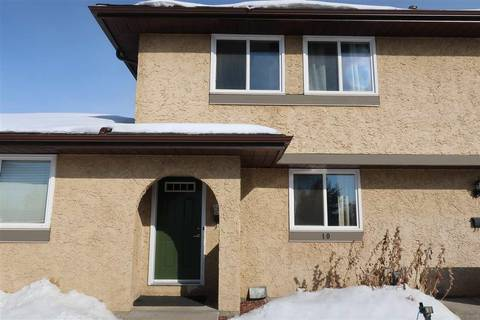 Townhouse for sale at 10 8930-99 Ave Fort Saskatchewan Alberta - MLS: E4145496