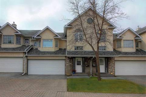 Townhouse for sale at 90 Liberton Dr Unit 10 St. Albert Alberta - MLS: E4157478