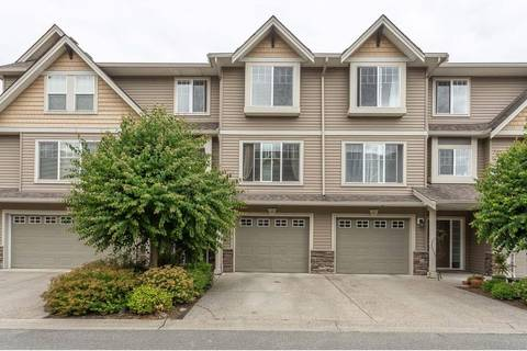 Townhouse for sale at 9232 Woodbine St Unit 10 Chilliwack British Columbia - MLS: R2409736