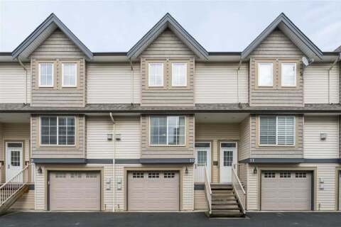 Townhouse for sale at 9447 College St Unit 10 Chilliwack British Columbia - MLS: R2462202
