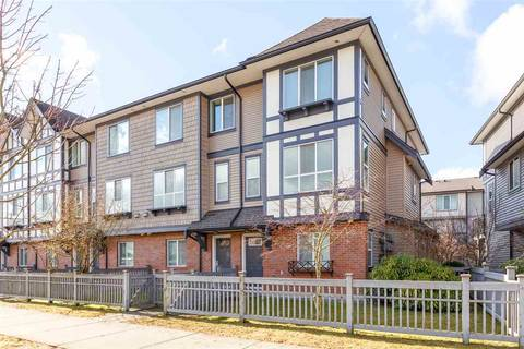 Townhouse for sale at 9566 Tomicki Ave Unit 10 Richmond British Columbia - MLS: R2349345