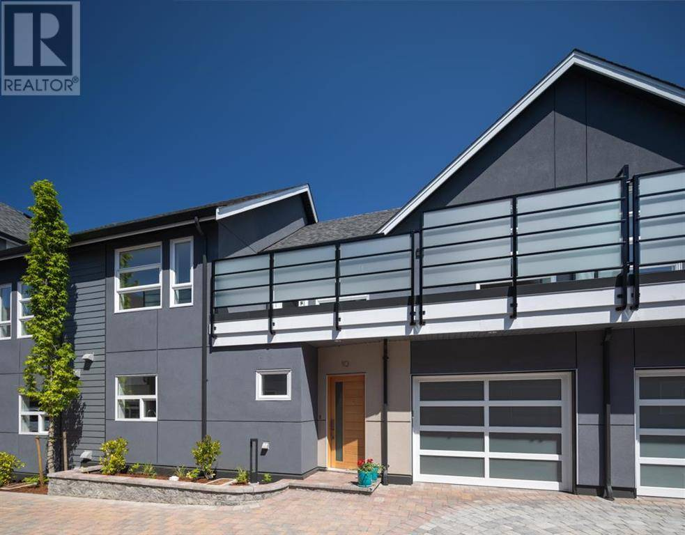 Townhouse for sale at 9889 Seventh St Unit 10 Sidney British Columbia - MLS: 412711
