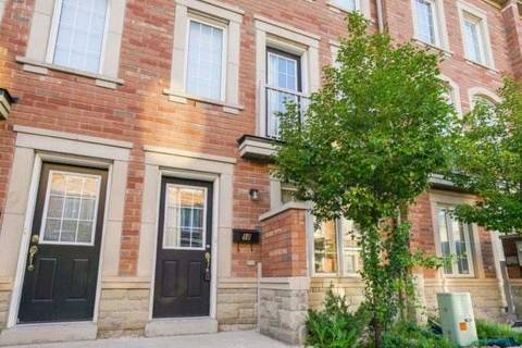 Townhouse for sale at 10 Adam Oates Hts Toronto Ontario - MLS: W4516535