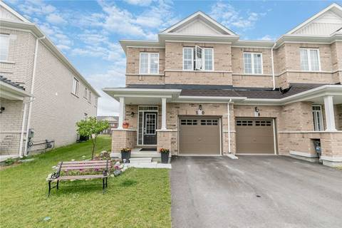 Townhouse for sale at 10 Angela St Bradford West Gwillimbury Ontario - MLS: N4499320
