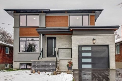 House for sale at 10 Archerhill Dr Toronto Ontario - MLS: W5084249