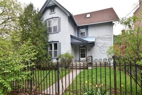 Townhouse for sale at 10 Arthur St Ottawa Ontario - MLS: 1153508