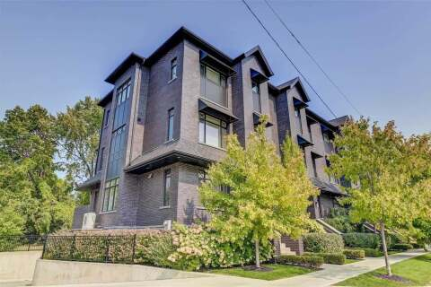 Townhouse for sale at 10 Ashley Rd Toronto Ontario - MLS: W4926100