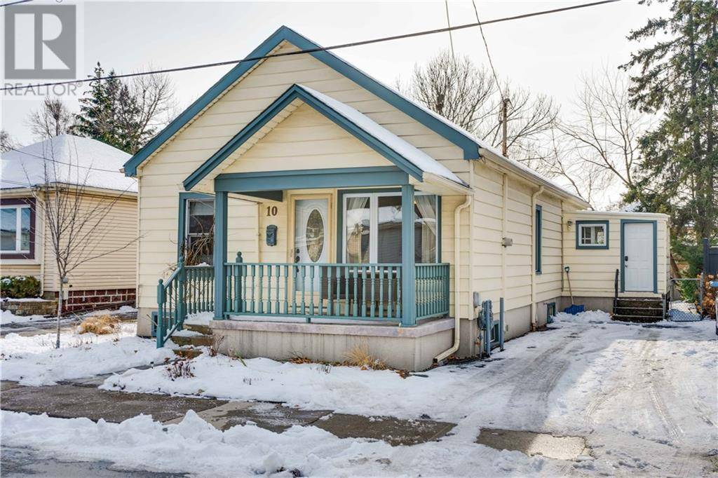 House for sale at 10 Audrey St Hamilton Ontario - MLS: 30786586