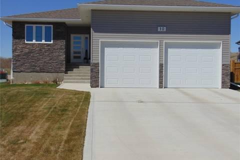 House for sale at 10 Balfour By Lumsden Saskatchewan - MLS: SK762853