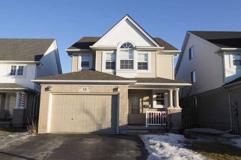 House for sale at 10 Bancroft St Kitchener Ontario - MLS: X4388292