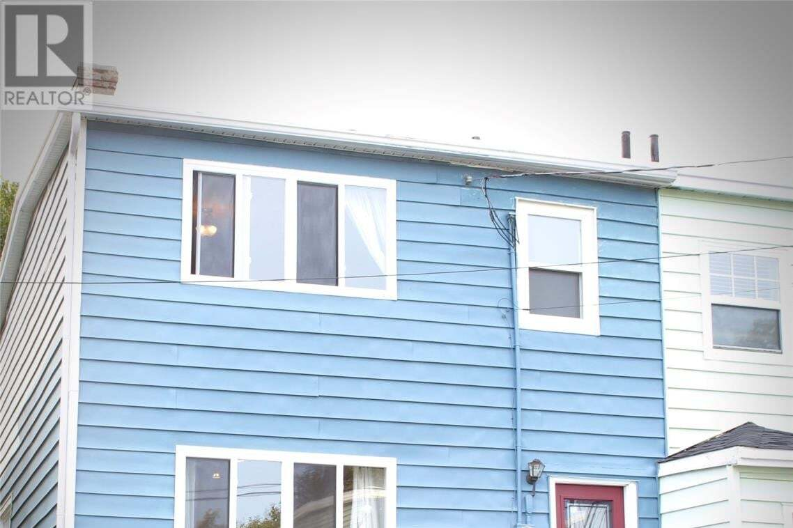 House for sale at 10 Beaumont St St. John's Newfoundland - MLS: 1221481