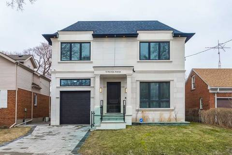 House for sale at 10 Bernice Ave Toronto Ontario - MLS: W4729967