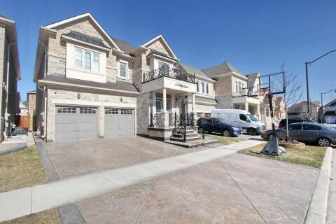 House for sale at 10 Bilby St Brampton Ontario - MLS: W4827024