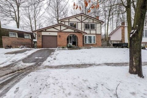 House for sale at 10 Birchwood Dr Barrie Ontario - MLS: S5001163