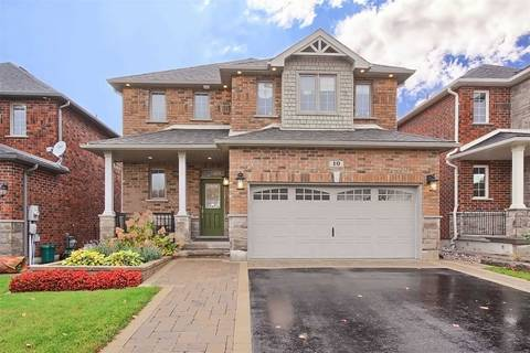 House for sale at 10 Britannic Ln Barrie Ontario - MLS: S4616827