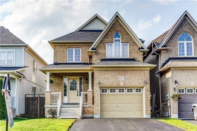 House for sale at 10 Broome Avenue Clarington Ontario - MLS: E4281517