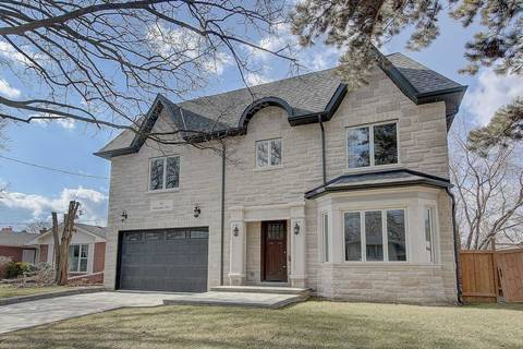 House for sale at 10 Brucedale Cres Toronto Ontario - MLS: C4403309