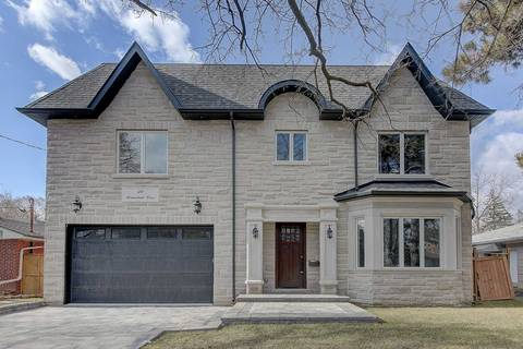 House for sale at 10 Brucedale Cres Toronto Ontario - MLS: C4430363
