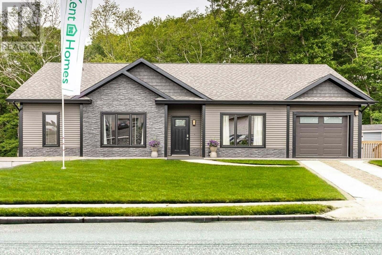 House for sale at 10 Bugden Dr Portugal Cove Newfoundland - MLS: 1206966