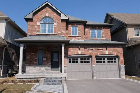 House for sale at 10 Cale Ave Clarington Ontario - MLS: E4387213