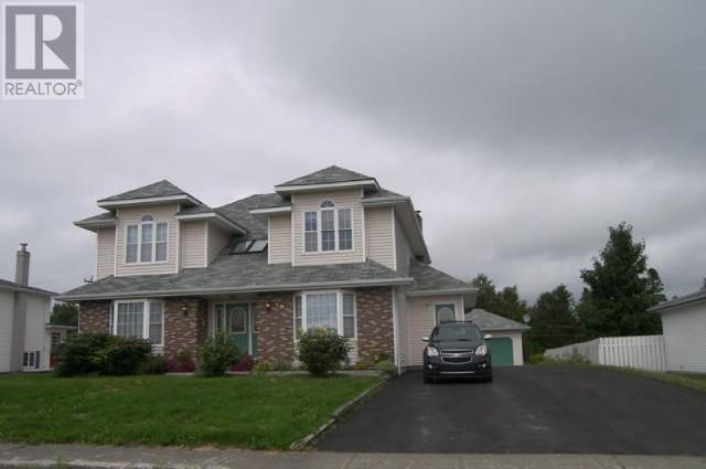 House for sale at 10 Canada Pl Grand Falls - Windsor Newfoundland - MLS: 1201021