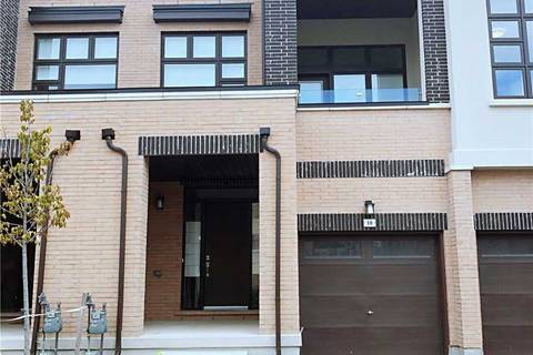 Townhouse for sale at 10 Causland Ln Richmond Hill Ontario - MLS: N4573002